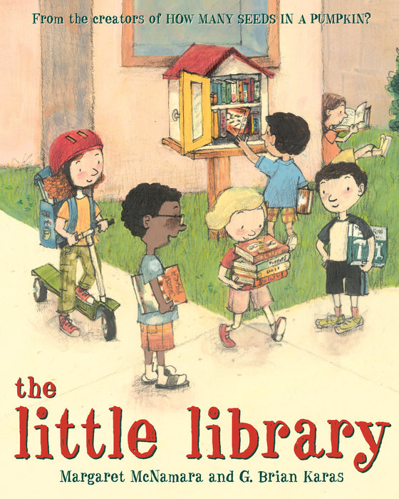 Cover of The Little Library