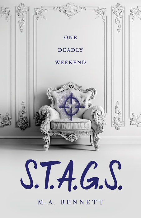 Cover of S.T.A.G.S.