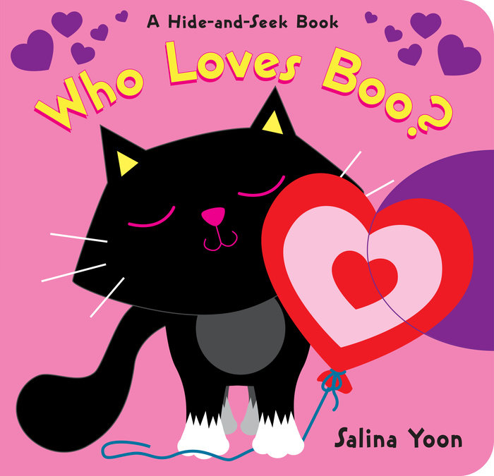 Cover of Who Loves Boo?