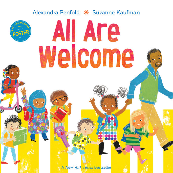 Book cover for All Are Welcome