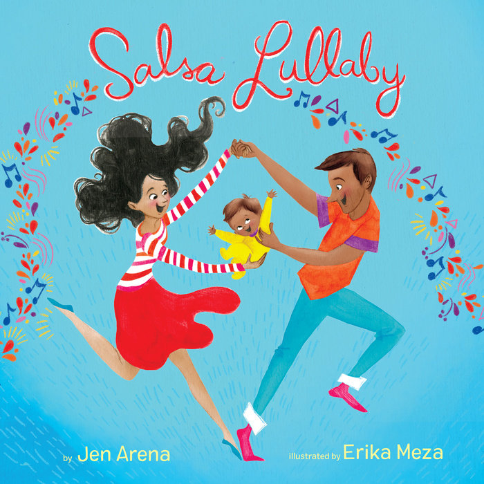 Cover of Salsa Lullaby