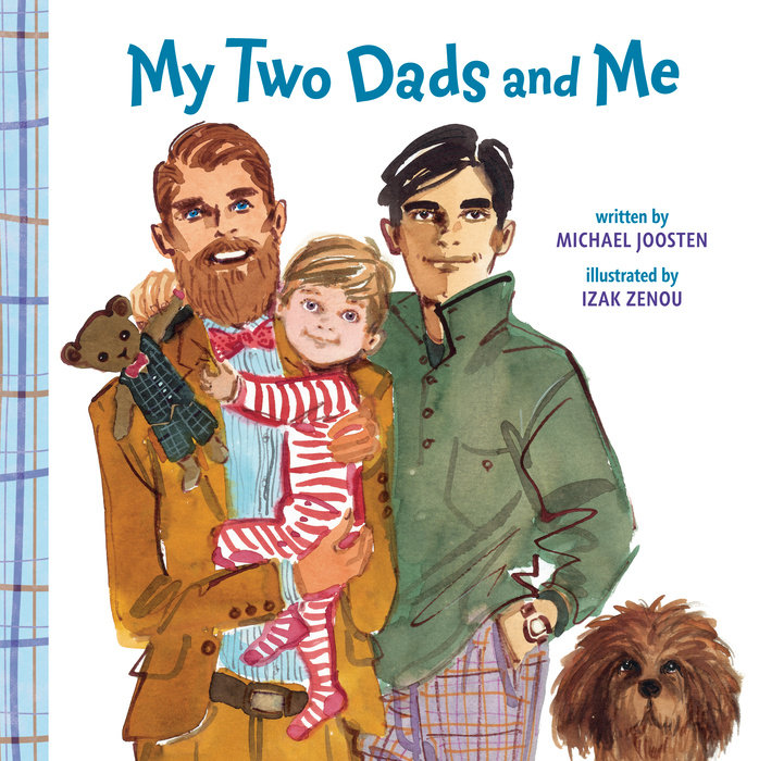 Cover of My Two Dads and Me