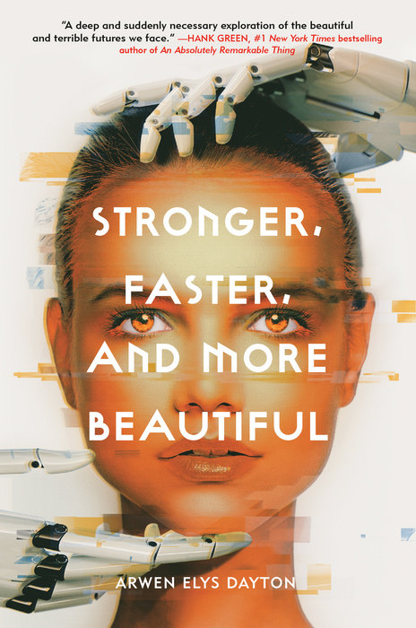 Cover of Stronger, Faster, and More Beautiful