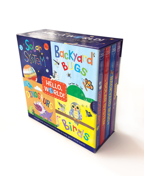 Cover of Hello, World! Boxed Set