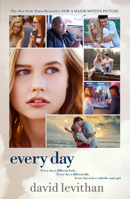 Cover of Every Day Movie Tie-In Edition