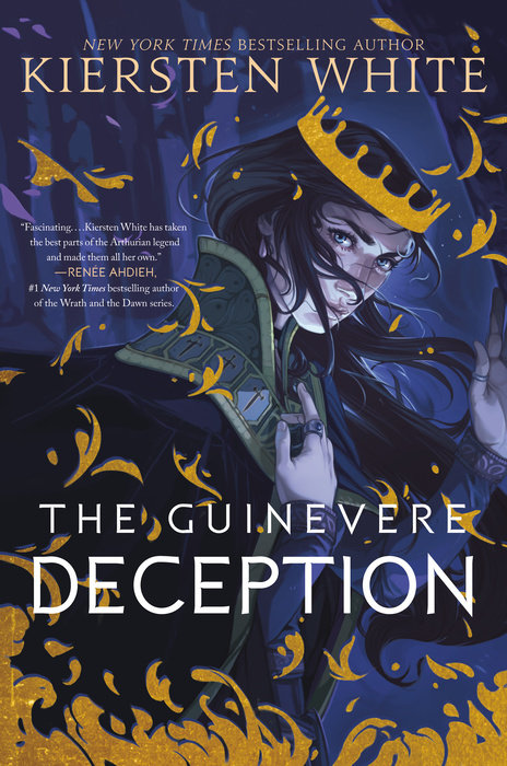Book cover for The Guinevere Deception
