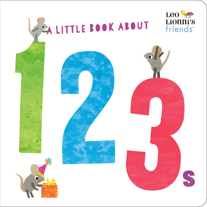 Cover of A Little Book About 123s (Leo Lionni\'s Friends)