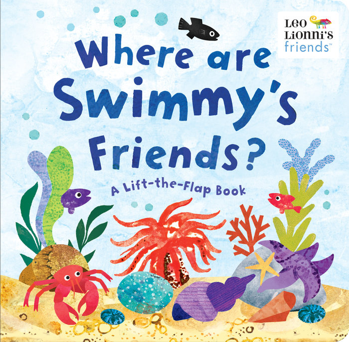 Cover of Where Are Swimmy\'s Friends?