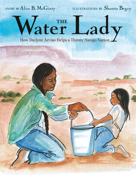 Cover of The Water Lady