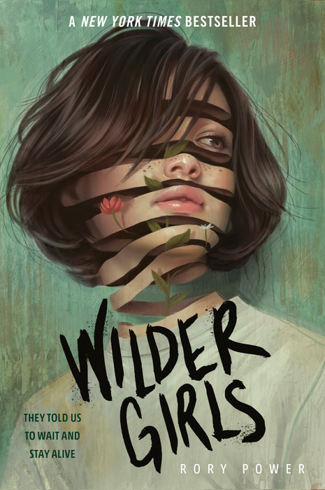 Book cover for Wilder Girls