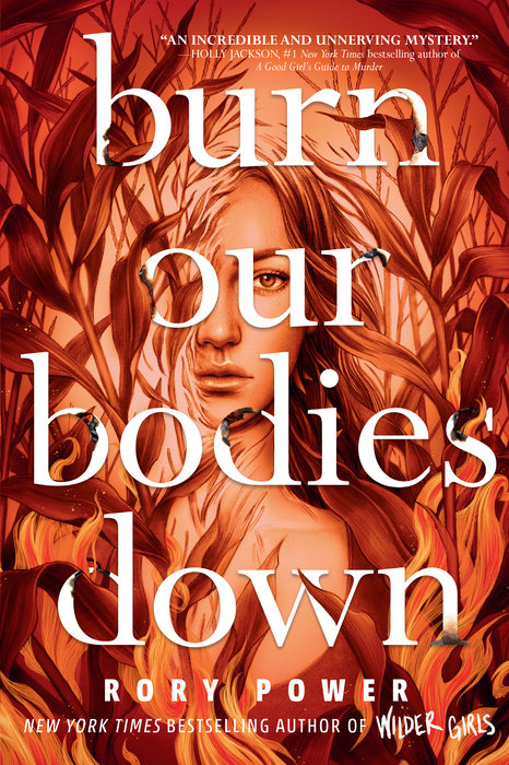 Cover of Burn Our Bodies Down