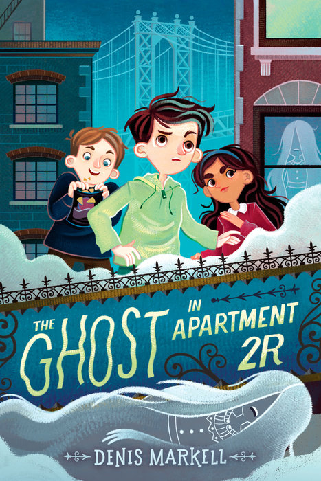Cover of The Ghost in Apartment 2R