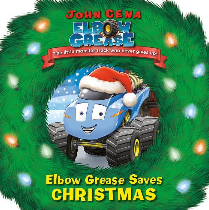 Cover of Elbow Grease Saves Christmas