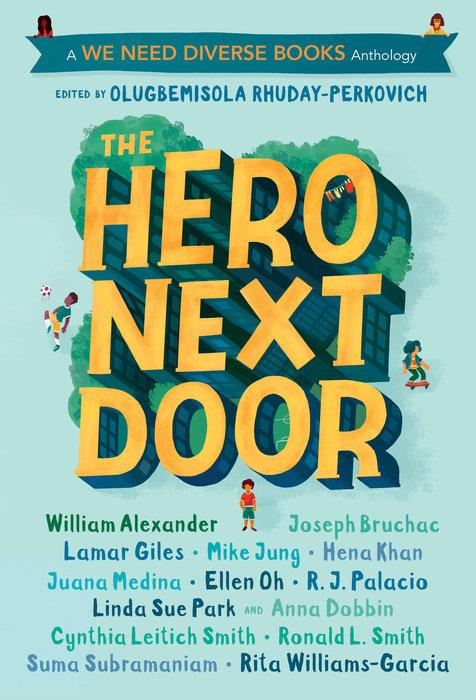 Cover of The Hero Next Door