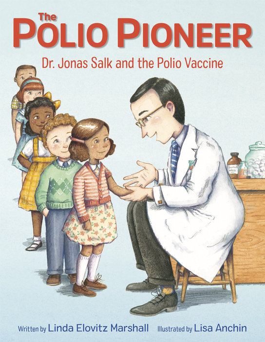Cover of The Polio Pioneer