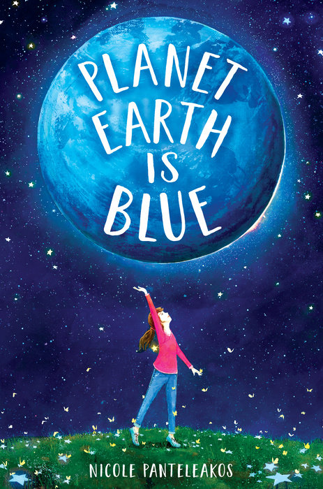 Book cover for Planet Earth Is Blue