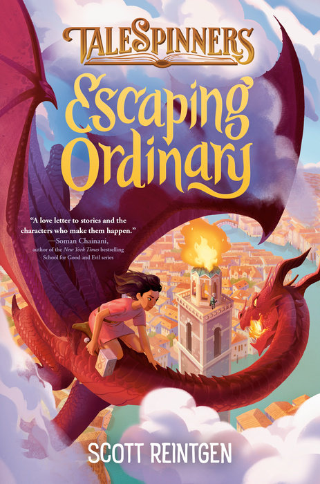 Cover of Escaping Ordinary