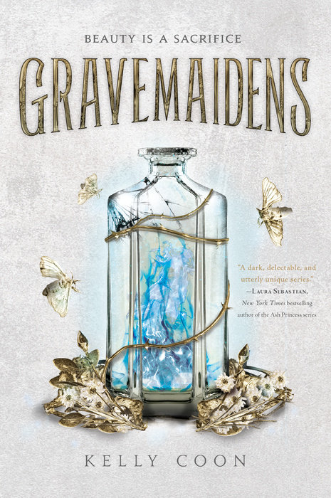 Cover of Gravemaidens