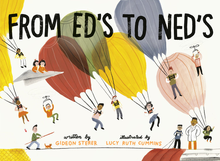 Cover of From Ed\'s to Ned\'s