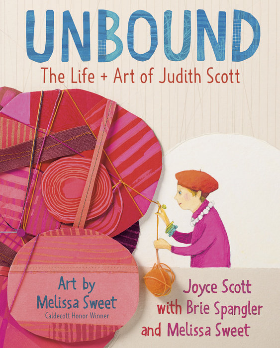 Cover of Unbound: The Life and Art of Judith Scott