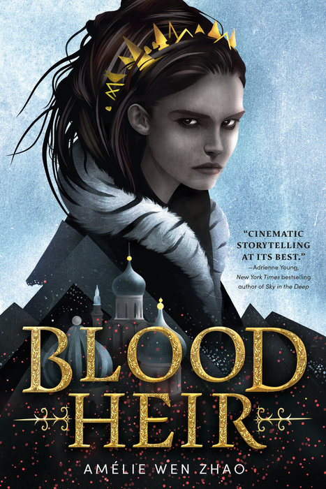 Cover of Blood Heir