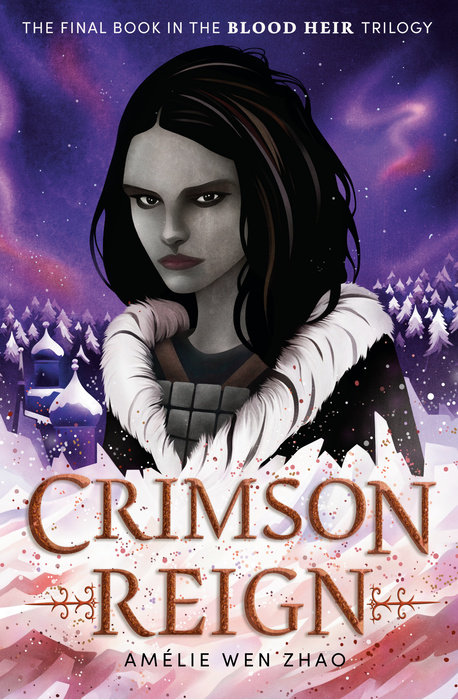Cover of Crimson Reign