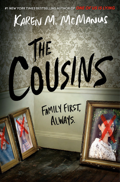 Book cover for The Cousins