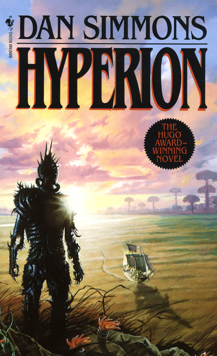 Hyperion by Dan Simmons & Dan Simmons