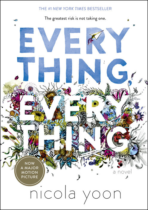 Everything, Everything Movie Tie-in Edition by Nicola Yoon
