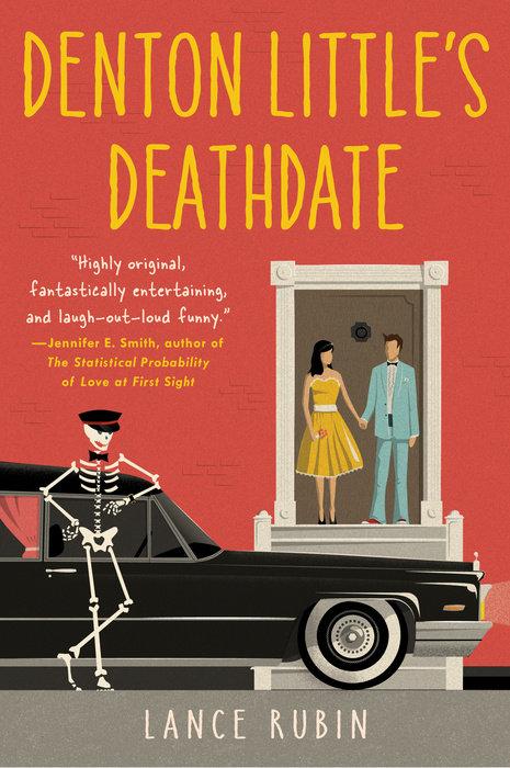 Cover of Denton Little\'s Deathdate