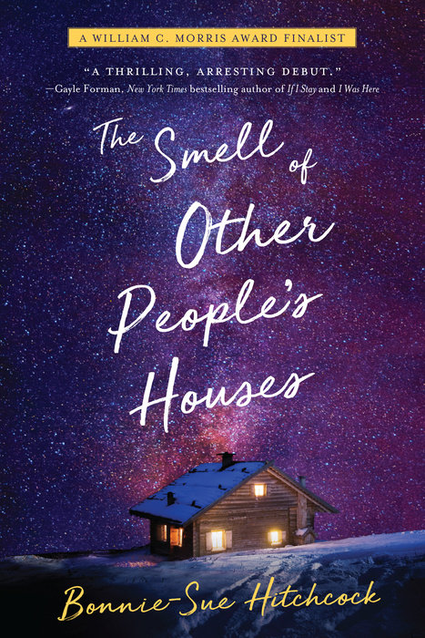 Cover of The Smell of Other People\'s Houses