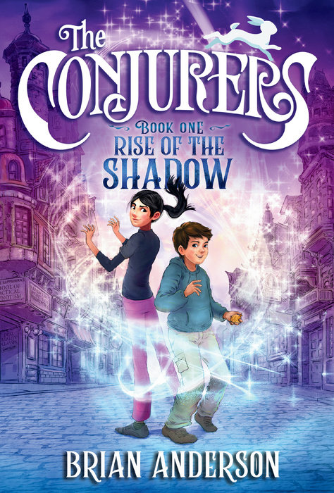 Cover of The Conjurers #1: Rise of the Shadow