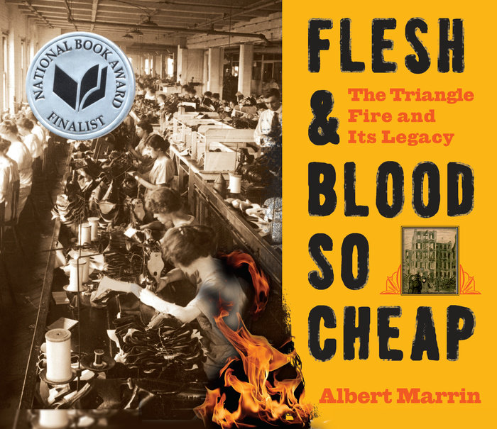 Cover of Flesh and Blood So Cheap: The Triangle Fire and Its Legacy