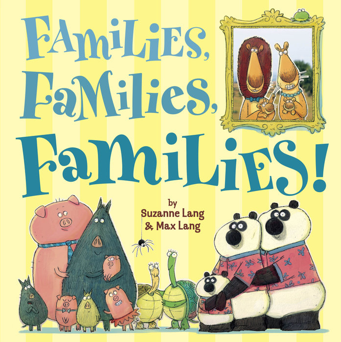 Cover of Families, Families, Families!