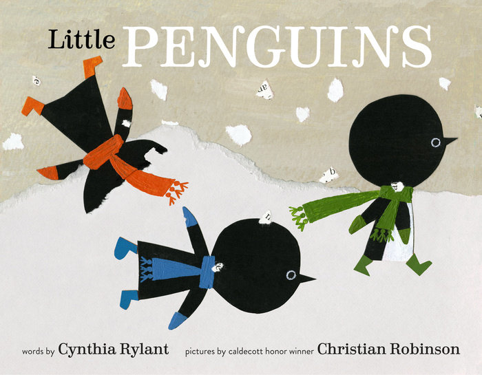 Cover of Little Penguins