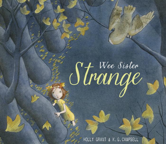 Cover of Wee Sister Strange