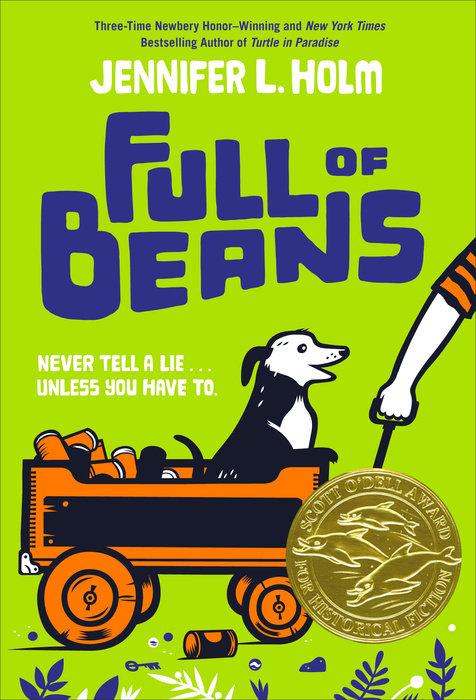 Cover of Full of Beans