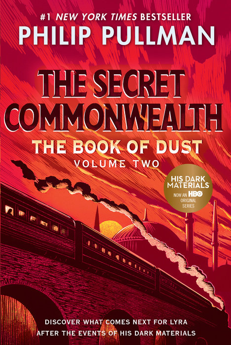 Cover of The Book of Dust: The Secret Commonwealth (Book of Dust, Volume 2)