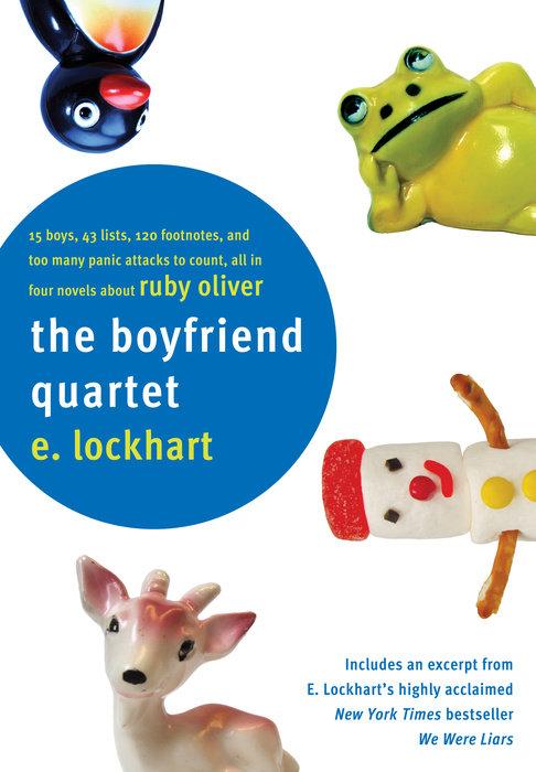 Cover of The Boyfriend Quartet