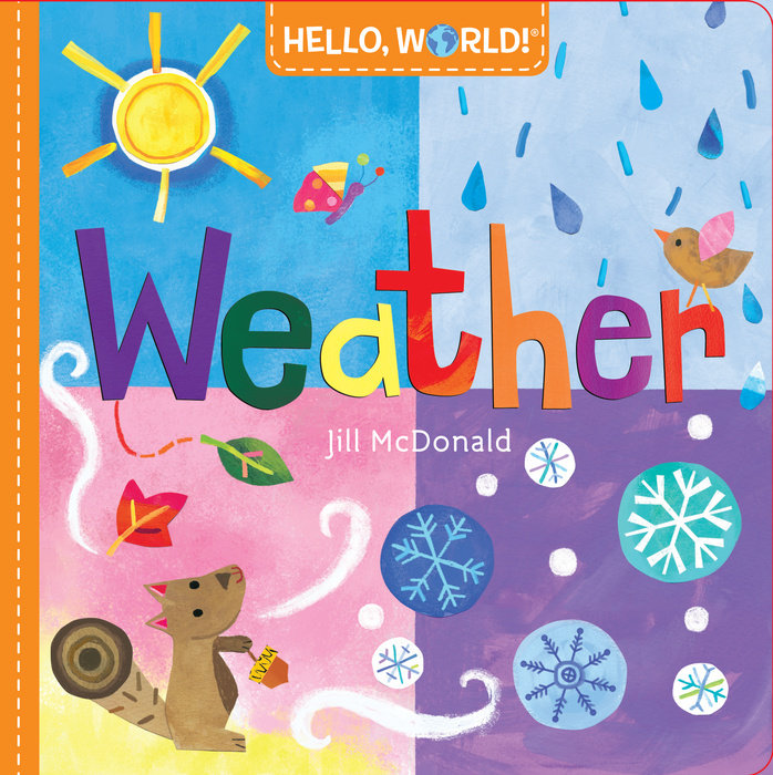 Book cover for Hello, World! Weather