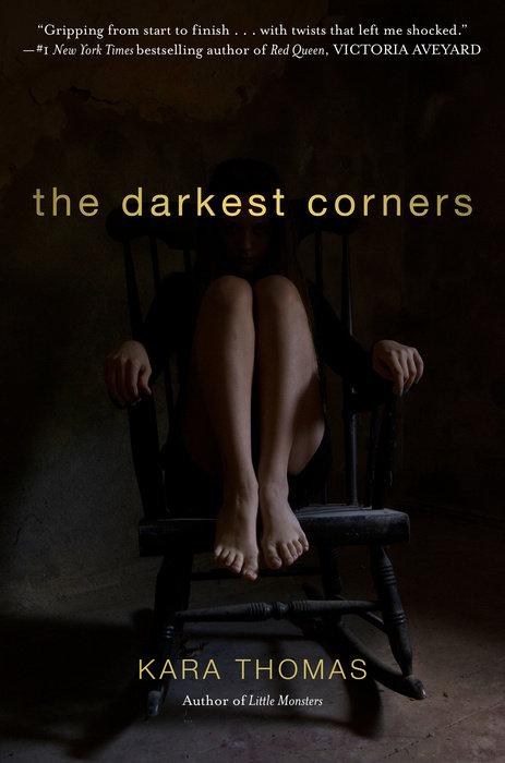 Cover of The Darkest Corners