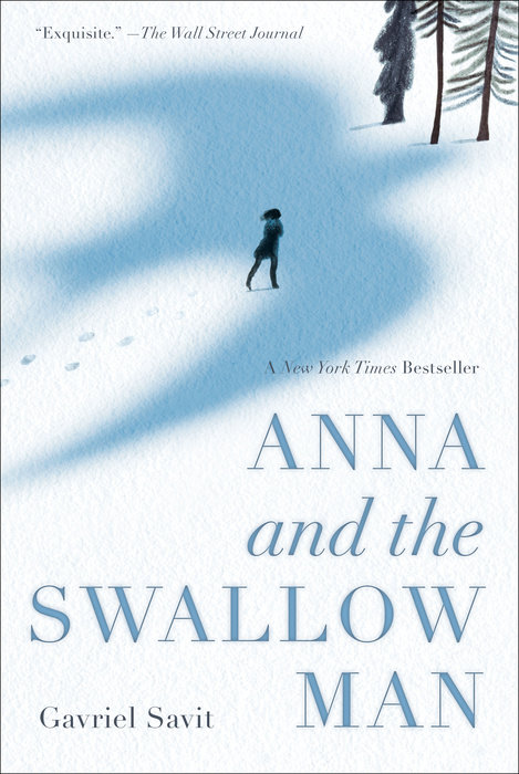 Cover of Anna and the Swallow Man