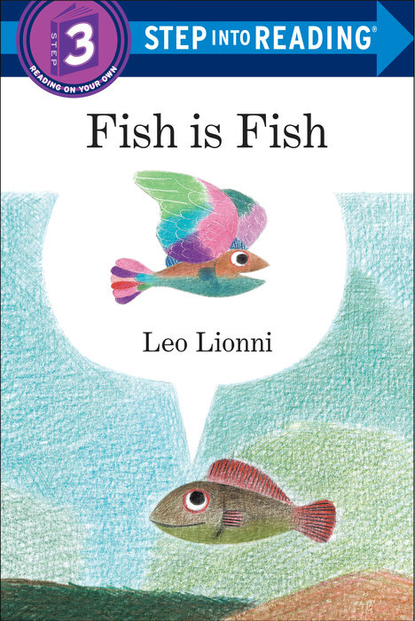 Cover of Fish is Fish