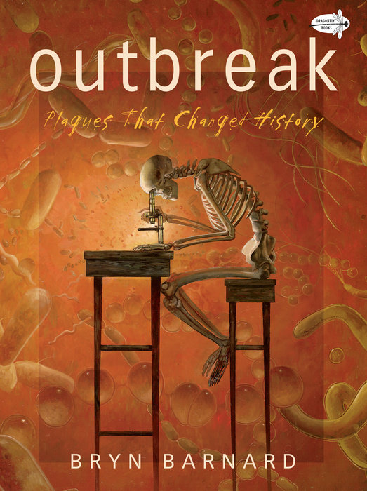 Cover of Outbreak! Plagues That Changed History