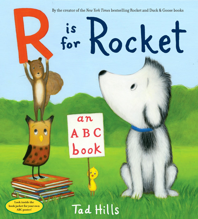 Cover of R Is for Rocket: An ABC Book