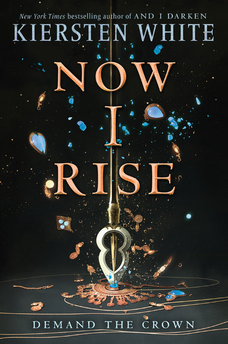 Cover of Now I Rise