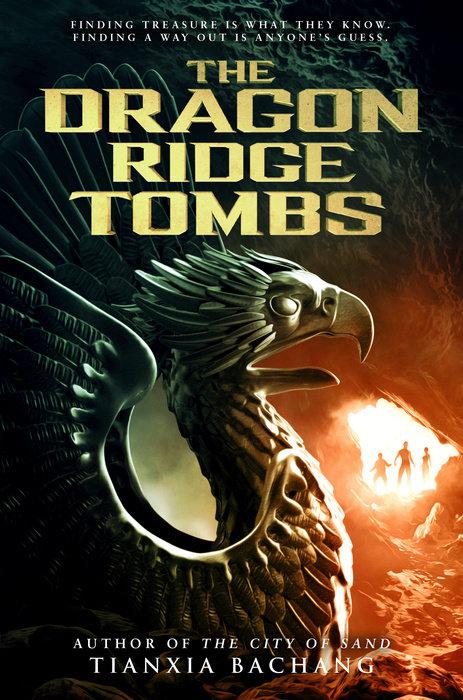 Cover of The Dragon Ridge Tombs