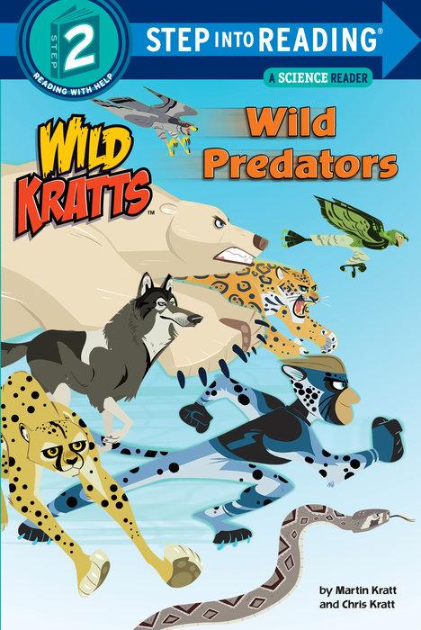 Cover of Wild Predators (Wild Kratts)