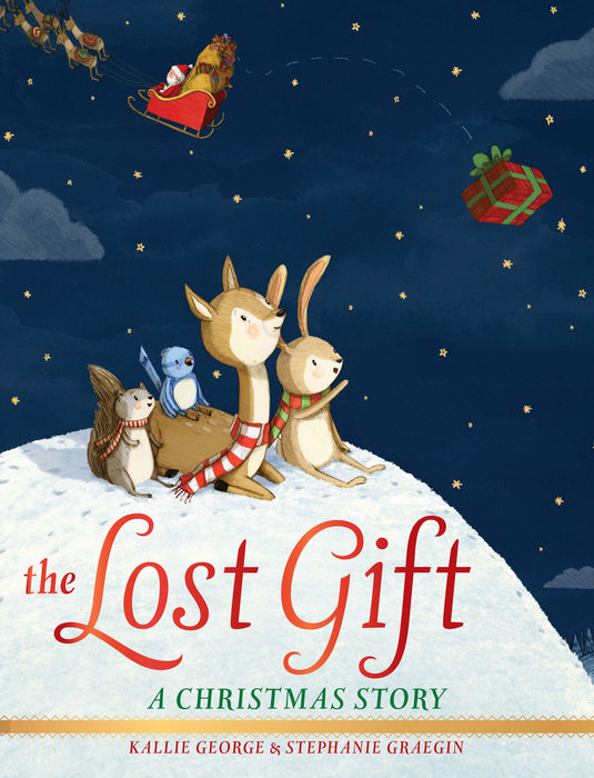 Cover of The Lost Gift