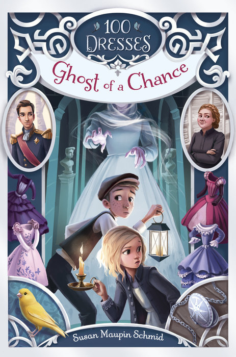 Cover of Ghost of a Chance